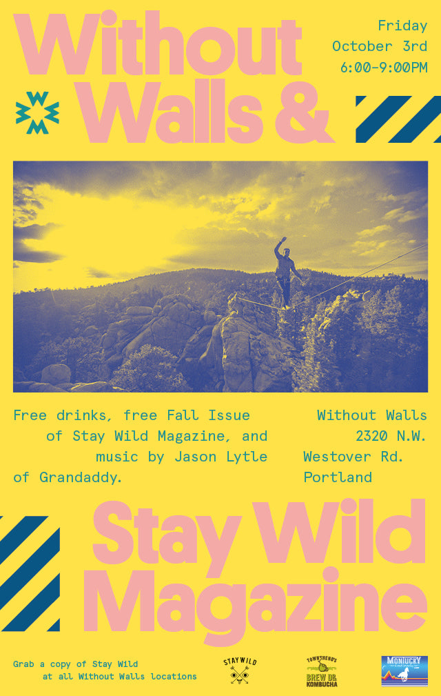 Stay Wild Release