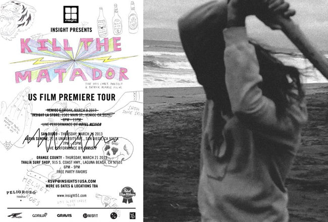 Thalia Surf Kill the Matador