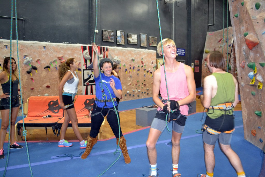 Without Walls Rock Climbing 2