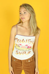 Banana Split Cami (Hand Airbrushed)