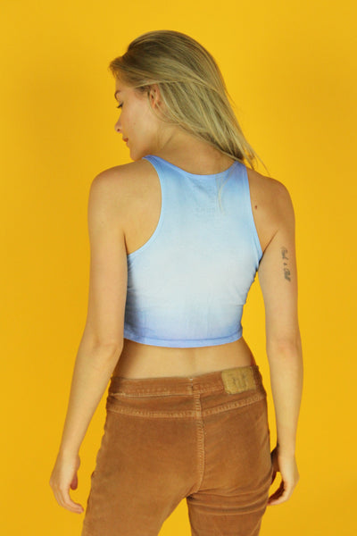 Spaced Out Halter Top