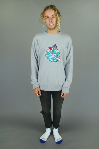Good Knight! Crew Sweatshirt