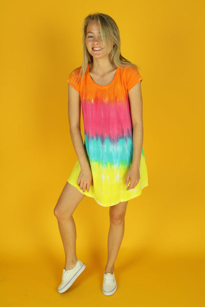 Daily Sun T-Shirt Dress