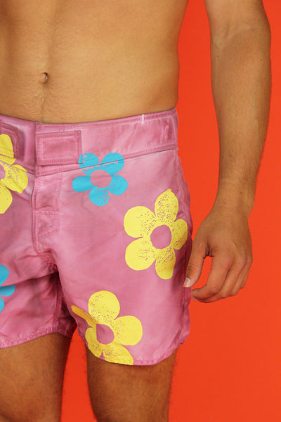 Flower Power Board Shorts