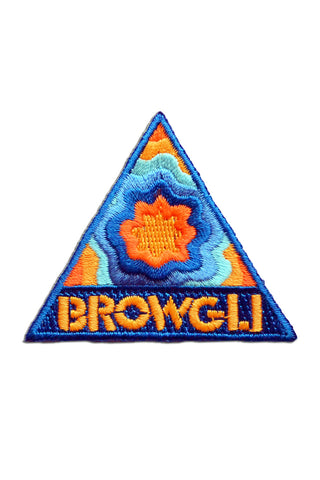 BROWGLI: Hippie Patch