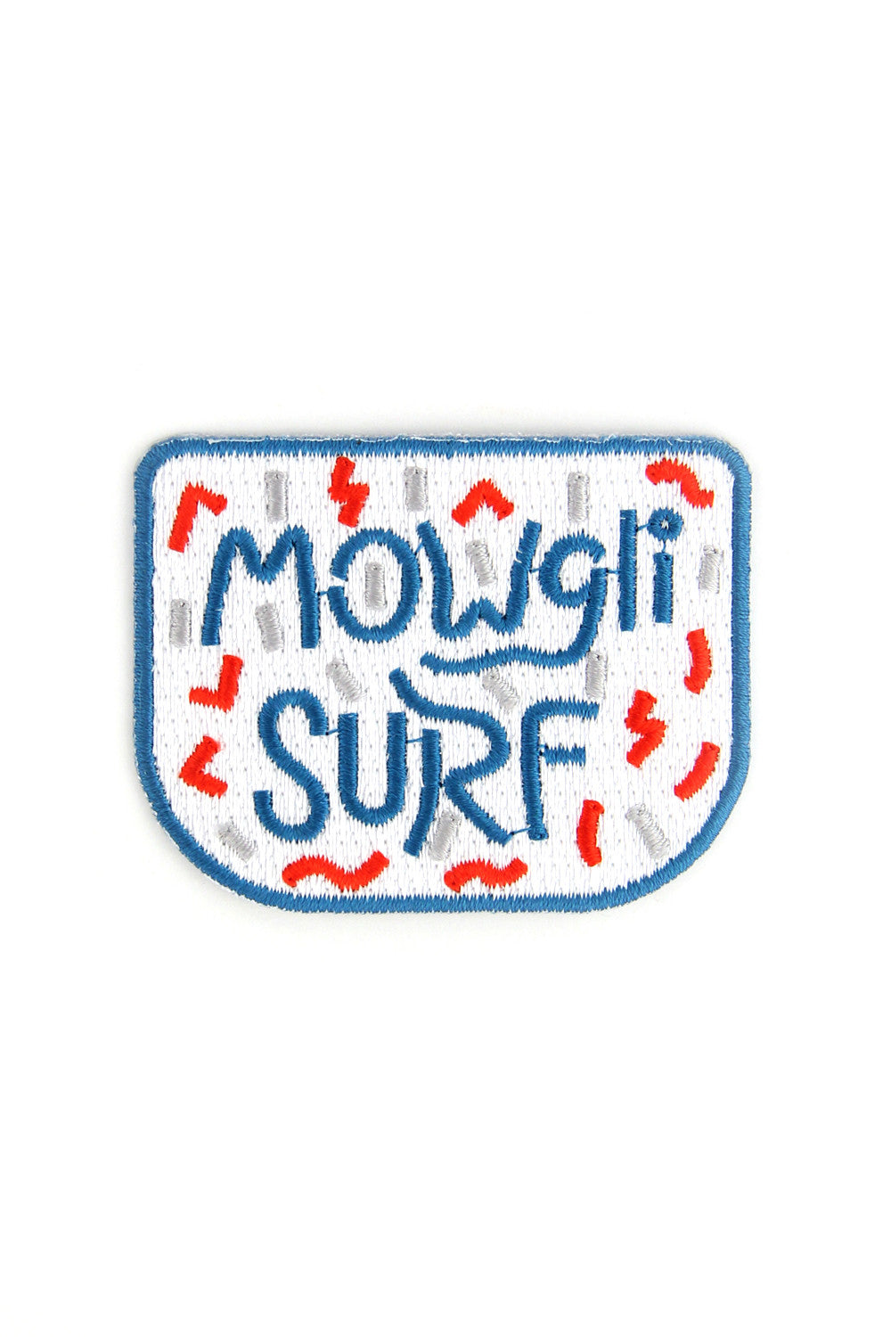 Mowgli Fun- Mokuyobi x Mowgli Iron On Patch