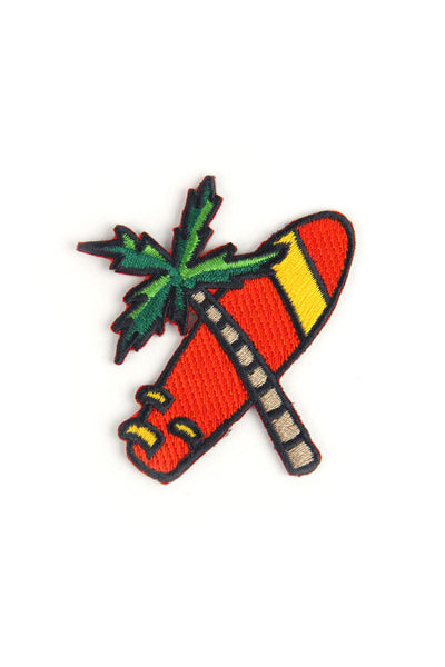 Palm Surf- Mokuyobi x Mowgli Iron On Patch