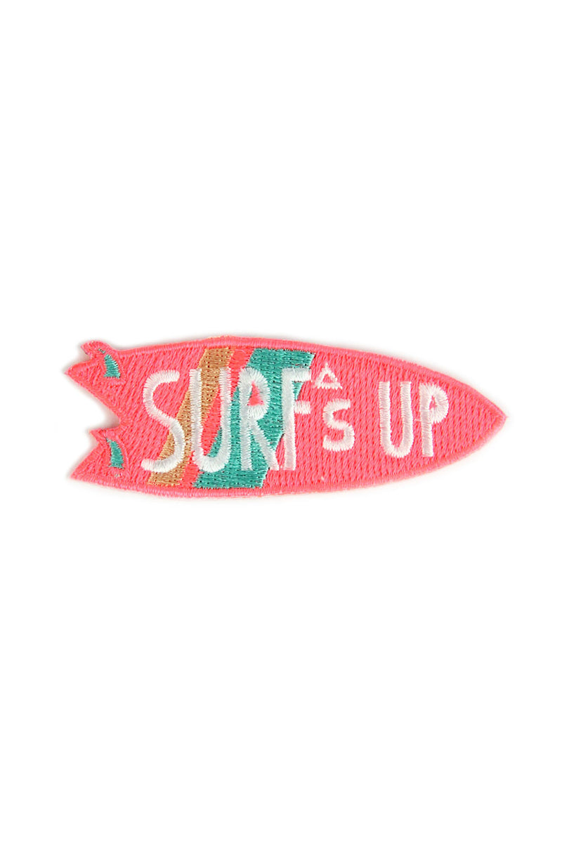 Surf's Up!! Mokuyobi x Mowgli Iron On Patch