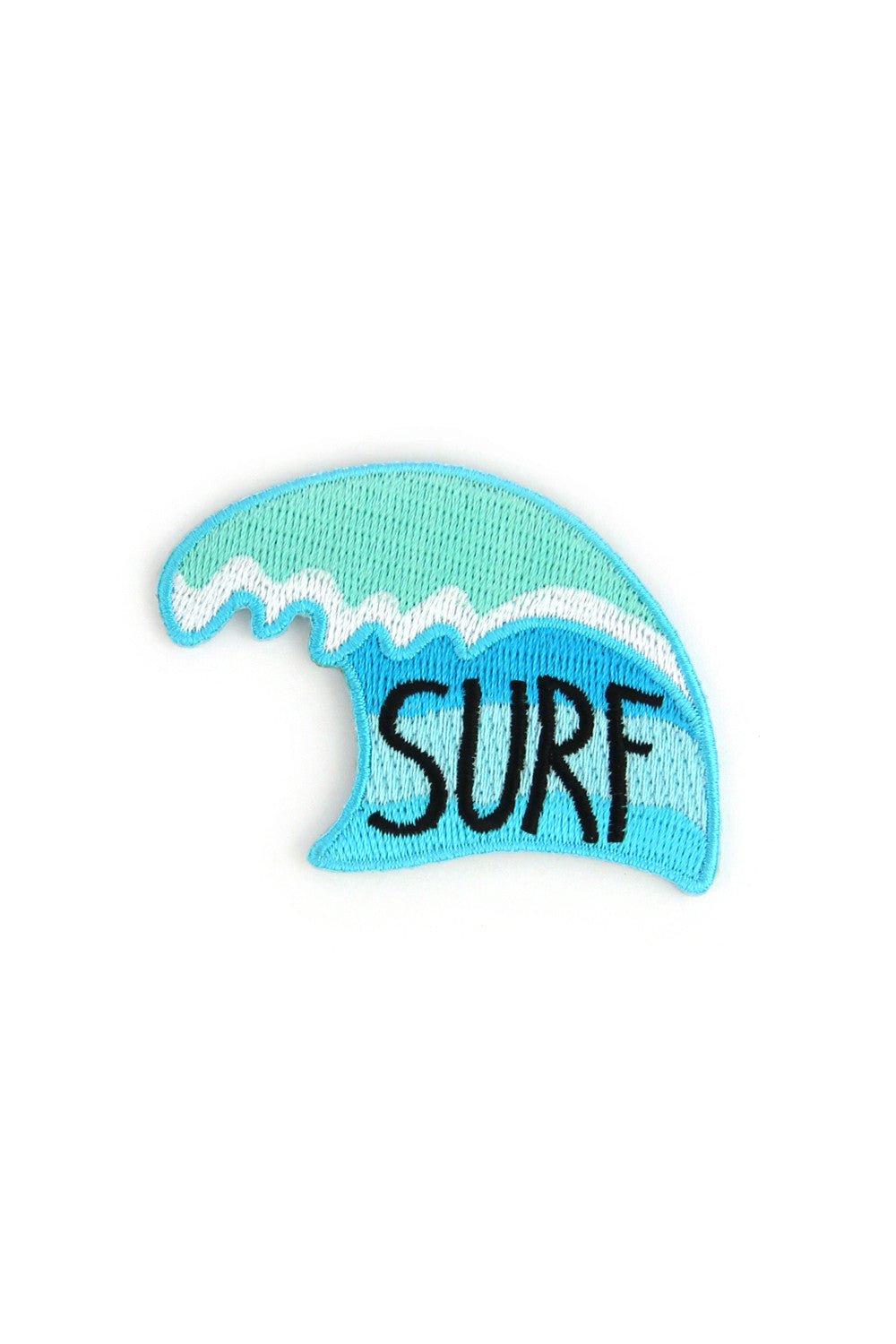 Perfect Wave- Mokuyobi x Mowgli Iron On Patch