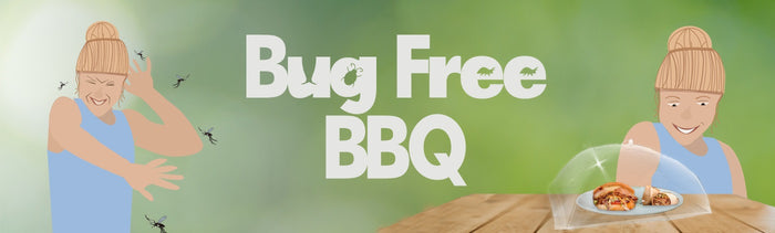 🐛How to have a bug FREE BBQ!