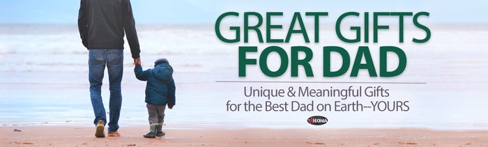 Great Gifts For DAD - Father's Day is on June 16th!