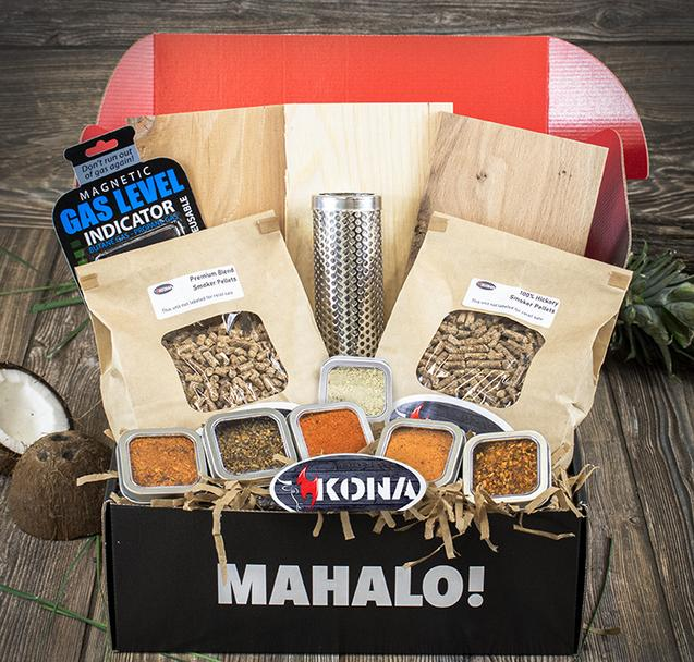 Smoke & Spice BBQ'ers Gift Box On Sale NOW!