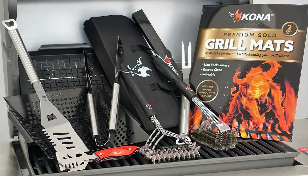 Grillmaster Rewards - FREE Safe/Clean Grill Brush & 14 Day Test Drive