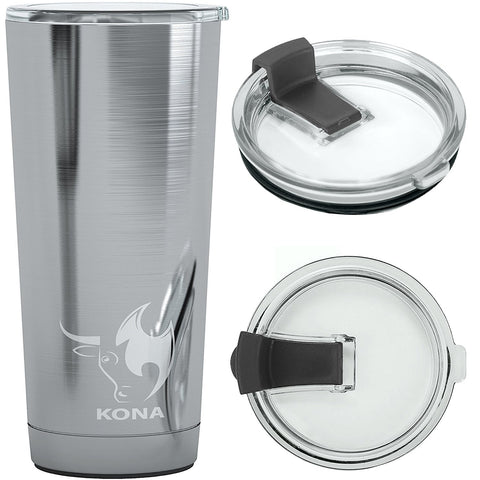24HOUR ICE Spill-Proof Stainless Steel Tumbler 20 oz | Free Shipping