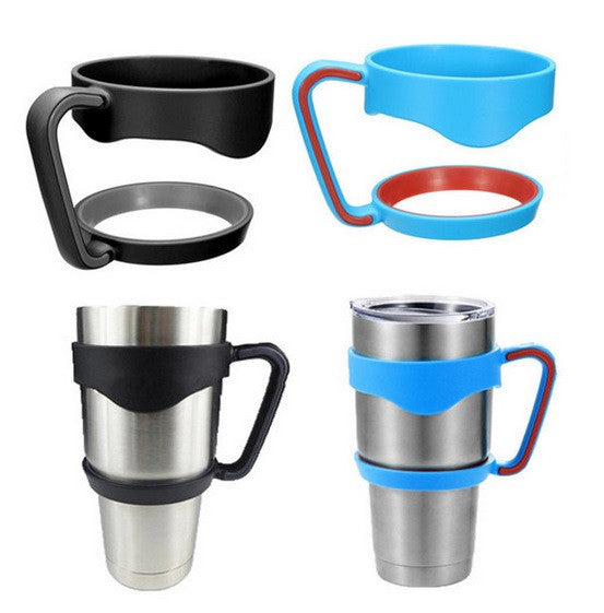 30 oz Tumbler Handle Replacement (Black or Blue-Red)