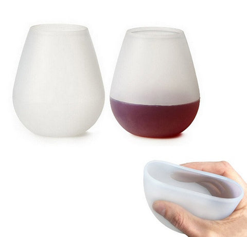 The Unbreakable Traveling Wine Glass