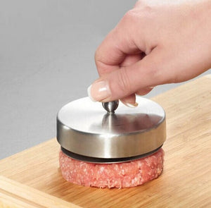 Stainless Steel Nonstick Burger Press | Free Shipping