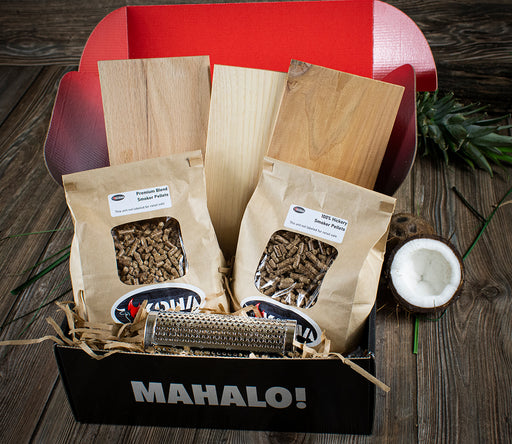 Wood Fired Grilling - Starter Bundle