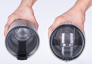 100% Spill Proof Lid For Yeti, Rtic & 24Hour Ice 30 oz or 20 oz Cups | FREE Shipping
