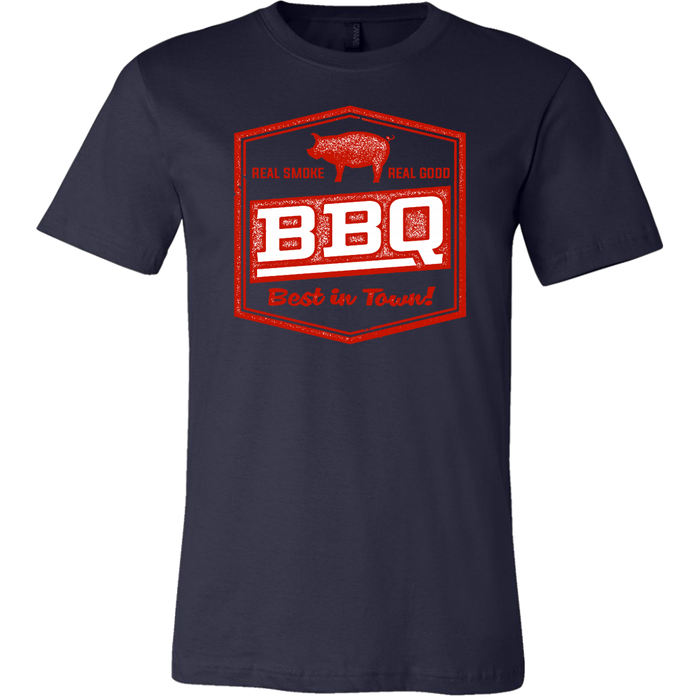 Best BBQ In Town T-Shirt - Highest Quality Available, Makes A Great Gift