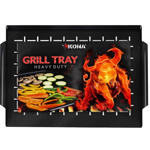 Kona Best Grill Pan & Tray - 10 Year Guarantee