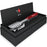 Kona Multi Grill Tool Set - Removable Spatula, Fork & Tongs - Beautiful Gift Box