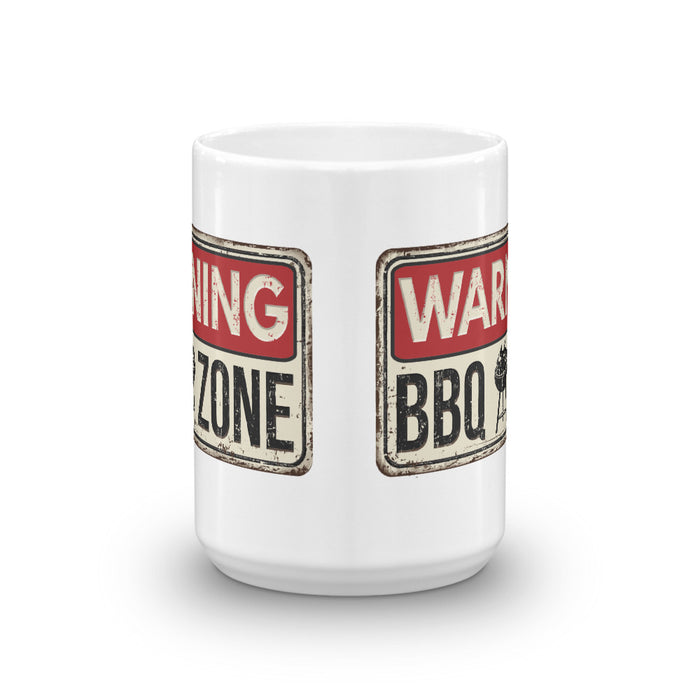BBQ Zone Coffee Mug