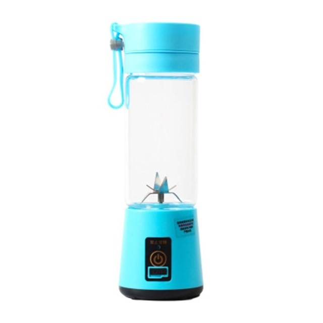 Handheld Portable Blender - Rechargeable, Easy To Carry -