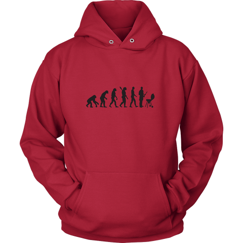 BBQ Evolution Premium Fleece Hoodie