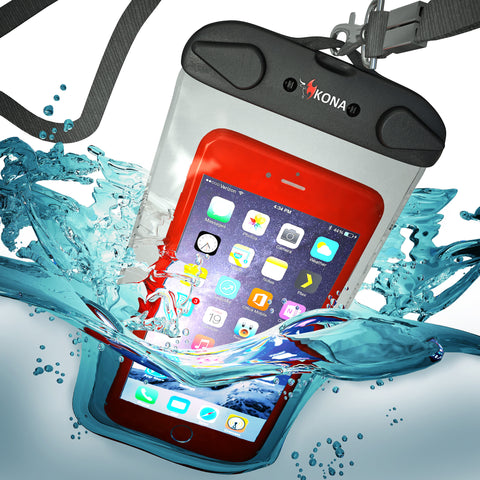 Image of waterproof phone pouch