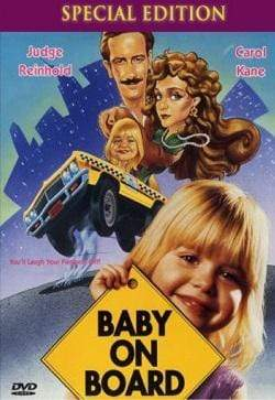 Movie Buffs Forever DVD Baby on Board DVD (1992)