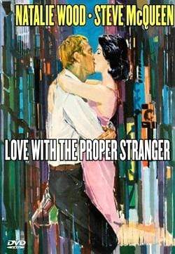 Movie Buffs Forever DVD Love with the Proper Stranger DVD (1963)