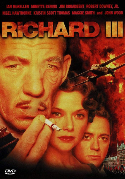 Movie Buffs Forever DVD Richard III DVD (1995)