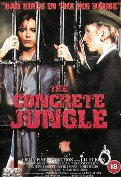 Movie Buffs Forever DVD The Concrete Jungle DVD (1982)