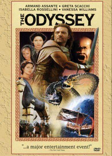 Movie Buffs Forever DVD The Odyssey (1997) Complete Uncut