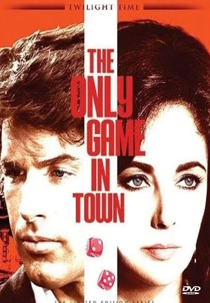 Movie Buffs Forever DVD The Only Game In Town DVD (1970)