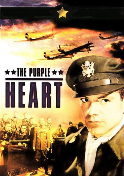Movie Buffs Forever DVD The Purple Heart (1944)
