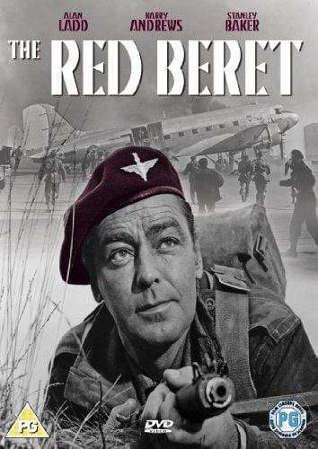 Movie Buffs Forever DVD The Red Beret (aka. Paratrooper) (1953) DVD