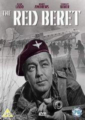 The Red Beret DVD (1953)