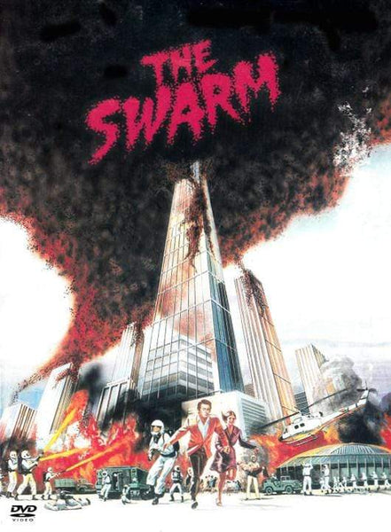 Movie Buffs Forever DVD The Swarm (1978)