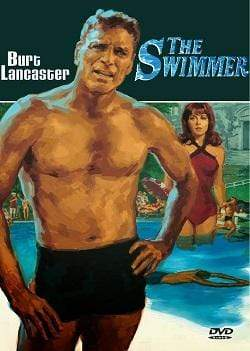 Movie Buffs Forever DVD The Swimmer DVD (1968)