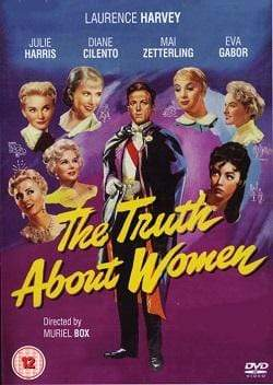 Movie Buffs Forever DVD The Truth About Women DVD (1957)