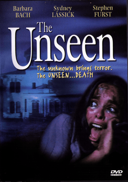 Movie Buffs Forever DVD The Unseen (1980) Barbara Bach Cult Classic Horror