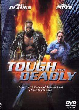 Movie Buffs Forever DVD Tough and Deadly (1995) Billy Blanks, Roddy Piper
