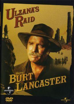 Movie Buffs Forever DVD Ulzana's Raid (1972) Burt Lancaster