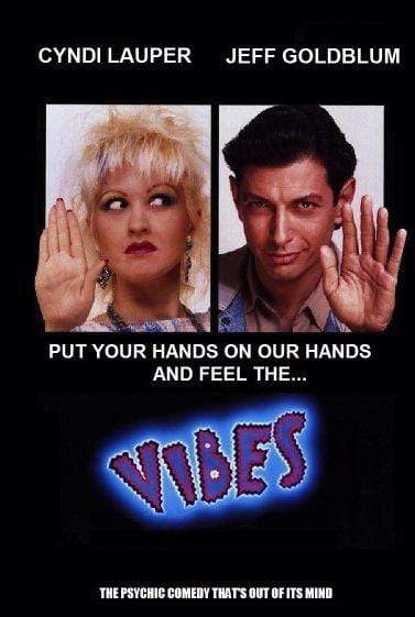 Movie Buffs Forever DVD Vibes DVD (1988)