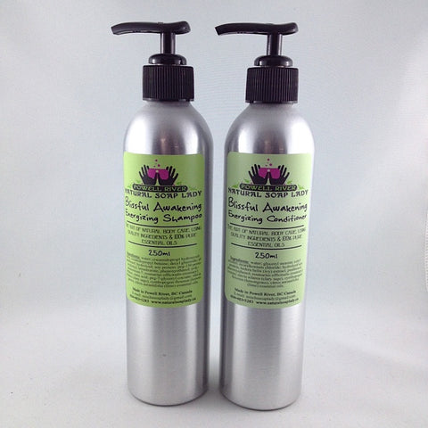 Blissful Awakening Shampoo