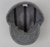 Arpenteur Cahors Hat, Grey Boiled Wool