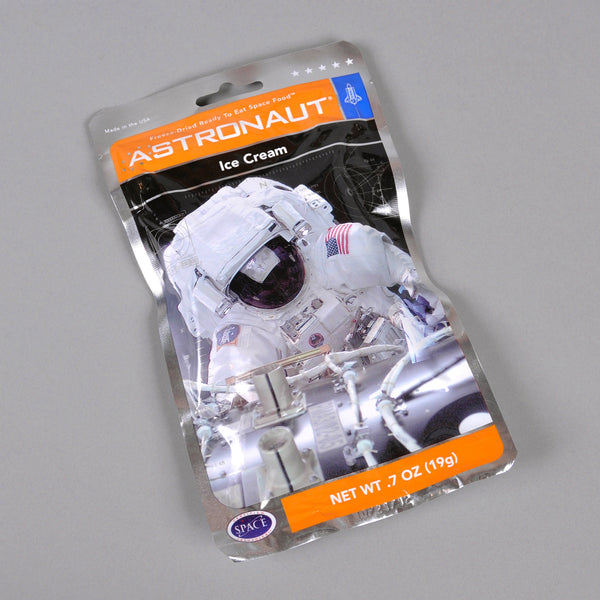 Astronaut Ice Cream - Freeze-Dried Ice Cream, Neapolitan -