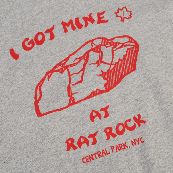 "Battenwear ""I Got Mine"" T-Shirt, Heather Grey"
